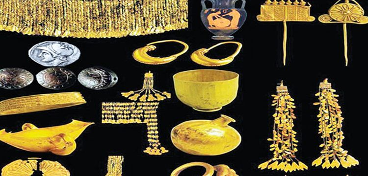 Yurtdışındaki tarihi eserlerin sadece 45'i Padişah hediyesi