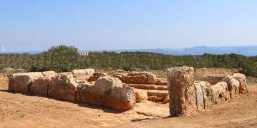 Karpazda 3 bin yıllık Fenike Tapınağı bulundu