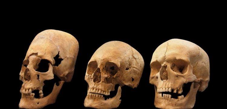 Avrupanın uzun kafataslı Hun gelİnlerİ
