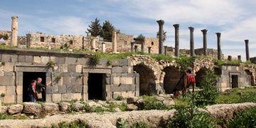 Ürdünün antik şaheseri: Ummu Kays şehri