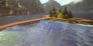 80 milyon yıllık lav sütunları projesinin ilk etabı bitti