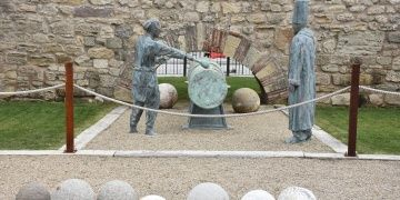 Kilitbahir Kale Müzesi törenle açıldı