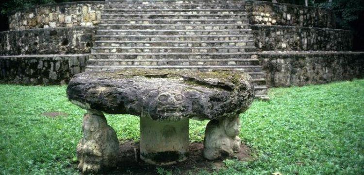 Maya ayinlerinde kurban edilen hayvanlara dair bir araştırma