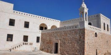 Mor Aho Manastırı ziyarete açıldı