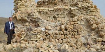 Urartulardan kalma Kef Kalesi gün yüzüne çıkartılacak