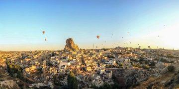 TripAdvisor, Göreme Tarihi Milli Parkını ödüllendirdi