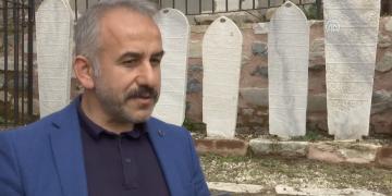 Şeyh Yahya Külliyesinde 19 Osmanlı şehit mezarı keşfedildi