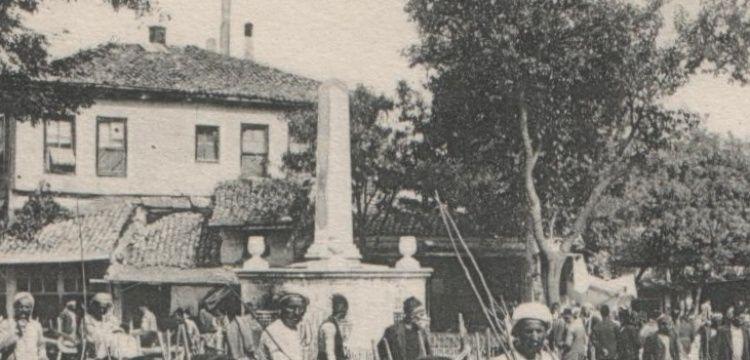 Samsun'daki Hamidiye Çeşmesi yeniden yapılacak