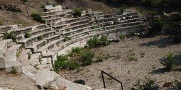 Üniversiteler Trakyadaki tek antik tiyatroda kazıya talip