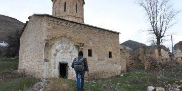 Gümüşhane İmera Manastırı Restore edilecek