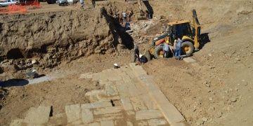 Çinede antik yerleşim alanı keşfedildi