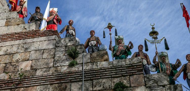 Bursa'da fethin 692. yılı kutlandı