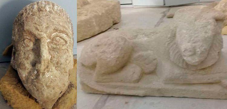 Mısır'da Greko-Romen stilde tapınak ve heykeller bulundu