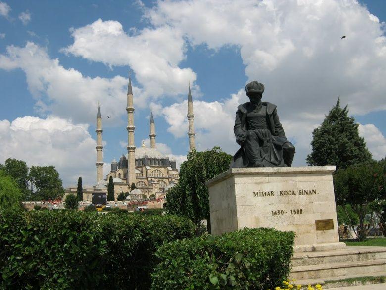 Edirne'deki Mimar Sinan eserleri