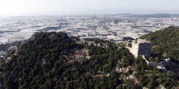 Myra arkeoloji kazılarında antikçağ toplantı yapısı keşfedildi