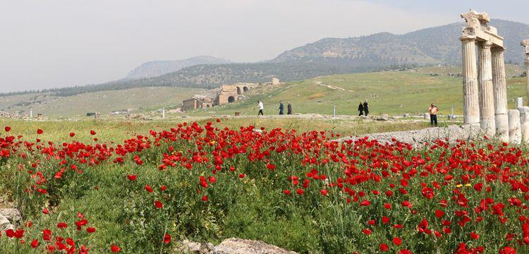 Hierapolis Antik Kenti'nin 41 eseri İtalya'de sergilenecek.