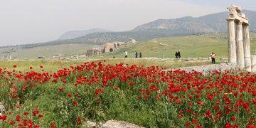 Hierapolis Antik Kentinin 41 eseri İtalyade sergilenecek.