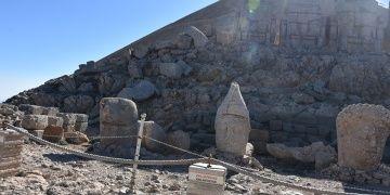 Şimdi Nemrut Dağını ziyaretin tam zamanıdır!