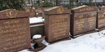 İskandinavyanın en eski Müslüman mezarlığı