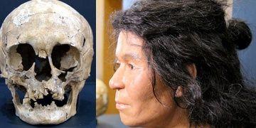 3800 yaşındaki Jamön Kadınının yüzü canlandırıldı