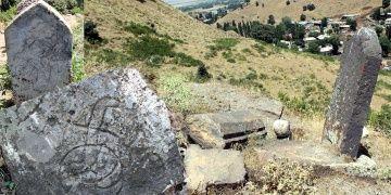 Bitlisin Güroymak ilçesinde tarihi mezarlar keşfedildi