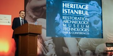 Heritage İstanbul 2018 fuarı kapılarını açtı