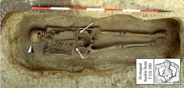 İtalya'da bulunan iskelet 1400 yıllık 'ölüm makinesi' çıktı