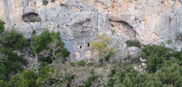 Arkeoloji kazısı yapılamayan sarp kale: Termessos Antik Kenti