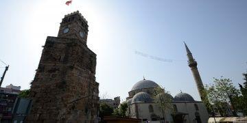 Tekeli Mehmet Paşa Camisinden çalındı denen tarihi çiniler müzede çıktı