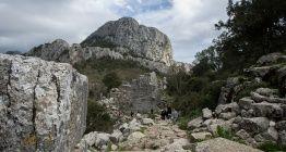 Termessosun antik kenti kadar milli parkı da görülmeye değer