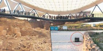 Göbeklitepe için yeni iddia: Sınır taşı denilen merkez taşı!