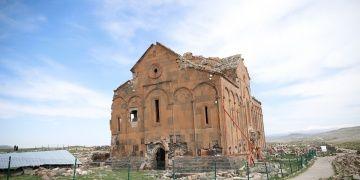 Anideki Büyük Katedral (Fetih Camisi) restore edilecek
