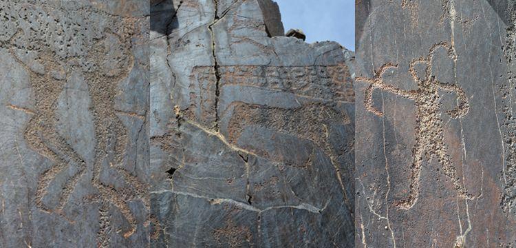 Özbekistan'ın 10 bin yıllık kaya resmi müzesi: Sarmışsay Vadisi
