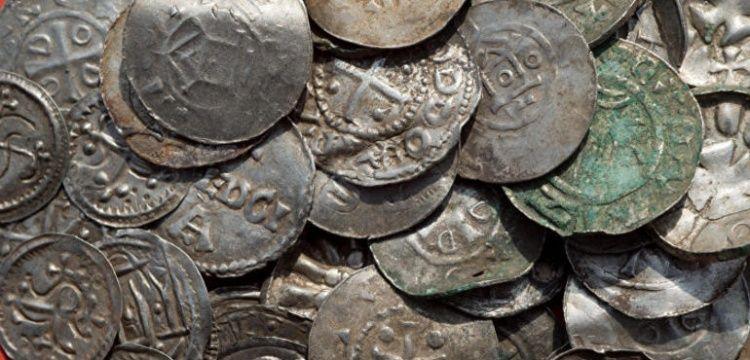 Rügen adası arkeoloji kazılarında Kral Harald'ın hazinesi bulundu