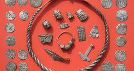 Rügen adası arkeoloji kazılarında Kral Haraldın hazinesi bulundu