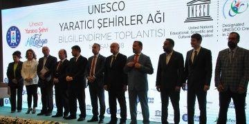 Kütahya Zanaat ve Halk Sanatlarıyla UNESCOnun Yaratıcı Şehri seçildi