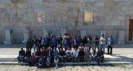 Patarada Arkeolojide Mekânsal Bilgi Teknolojileri Kursu yapıldı