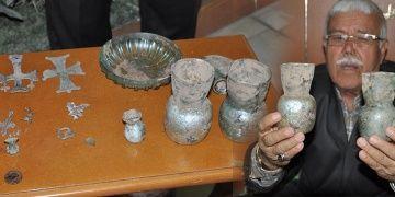 Gaziantep Arkeoloji Müzesinin gönüllü koleksiyoneri