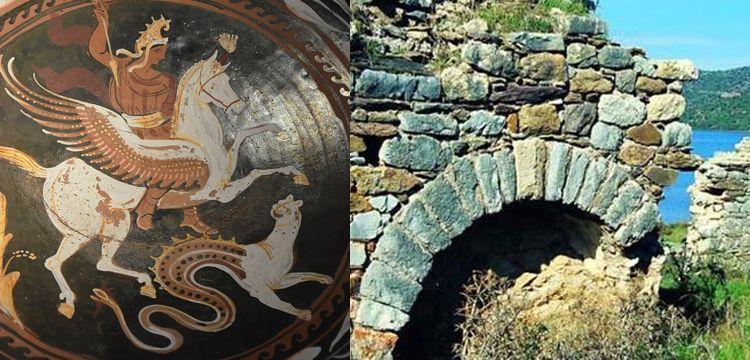 Bellerophon'un canavarı öldürdüğü antik kent yıllardır satılık