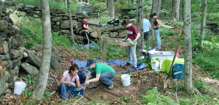 Ormanda arkeolojik kazı izni yasalaştı