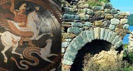 Bellerophonun canavarı öldürdüğü antik kent yıllardır satılık