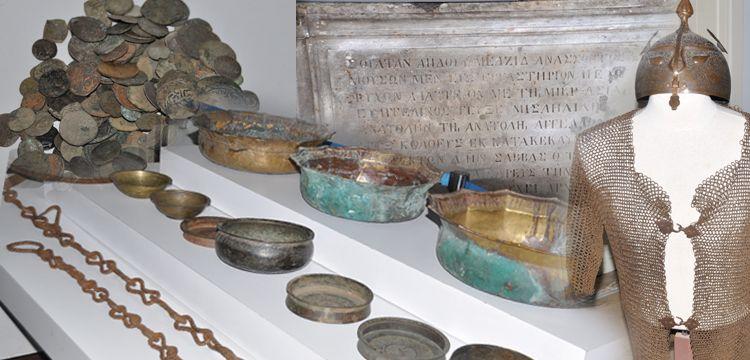 İstanbul'daki operasyonda 268 parça tarihi eser yakalandı