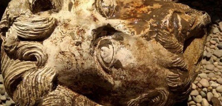 Arkeologlar Mısır'da Roma imparatoru büstü buldu