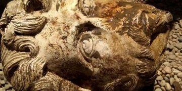 Arkeologlar Mısırda Roma imparatoru büstü buldu