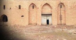 Defineciler Germuş Kilisesini delik deşik etti