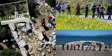 Efes-Mimas Kültür Rotası, arkeolojik ve mitolojik güzellik dolu