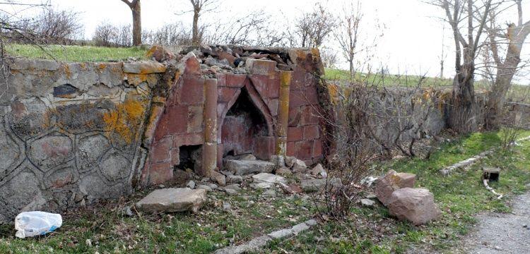 Erzurumun tarihi çeşmeleri restore edilecek