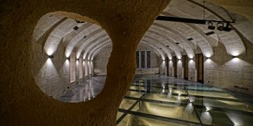 Mimarlar Odası, Yapı Koruma Dalı Ödülünü Müze Salona verdi