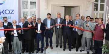Muhaşşi Sinan Camisi restore edilerek ibadete açıldı