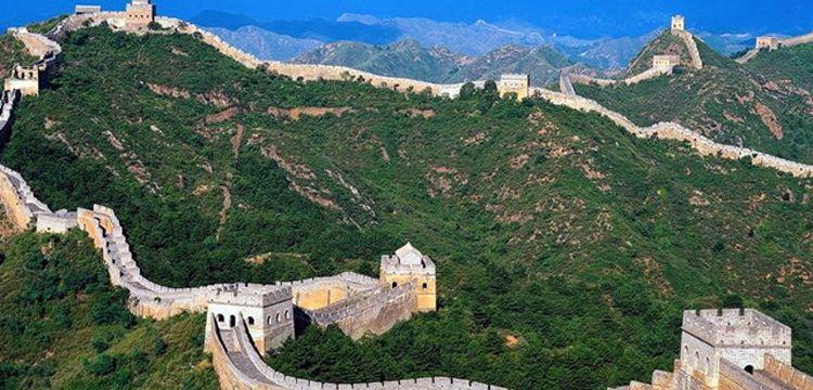 Çin Seddi yapay zeka ile restore edilecek